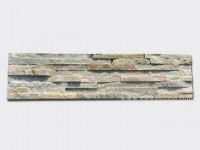 Beige Slate Stone Panels Wall Cladding 8 line Rectangle Shape 1
