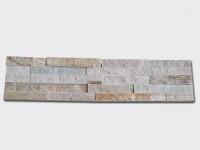 Beige Slate Stone Panels Wall Cladding Rectangle Shape 1