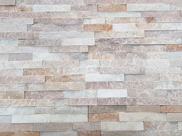 beige slate thin stone veneer slim panel 5