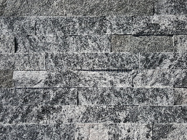 Landscape Granite Stone Panels Wall Cladding Rectangle Shape 3
