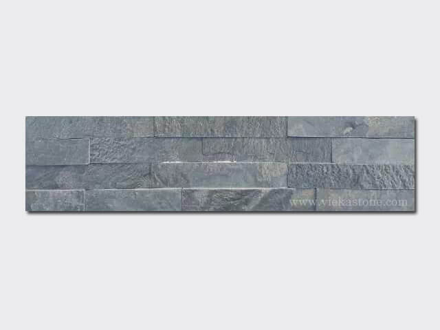 P016 Scale Stone Panels Wall Cladding Rectangle Shape 1