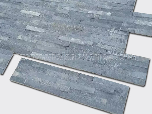 P016 Scale Stone Panels Wall Cladding Rectangle Shape 3