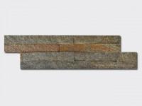 Rusty Quartz Stone Cladding Wall Panels z shape 1