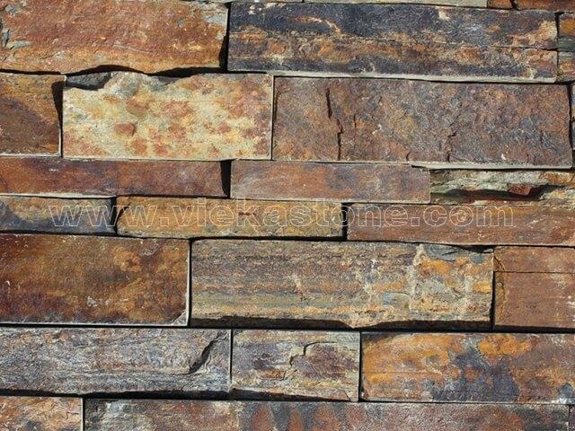 Rusty Slate Ledgestone Veneer LP001-4