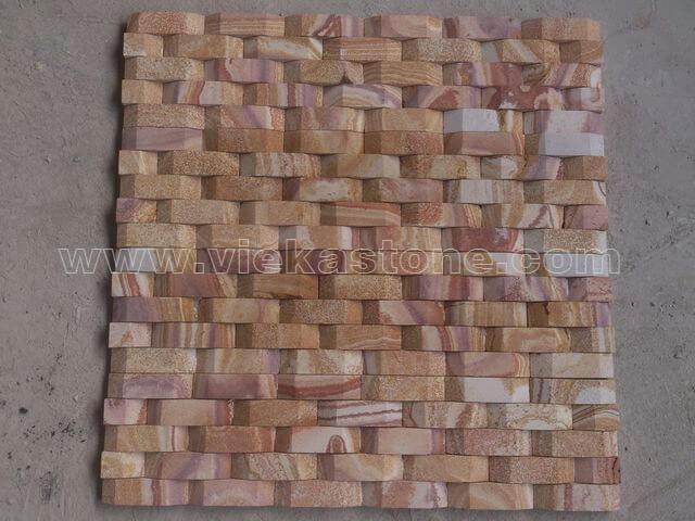 Yellow Sandstone Stone Panels Wall Cladding RP060 - VIEKA ... Yellow Sandstone Cladding