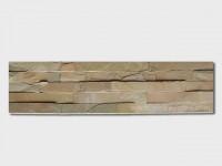 Yellow Soil Stone Panels Wall Cladding Rectangle Shape 1