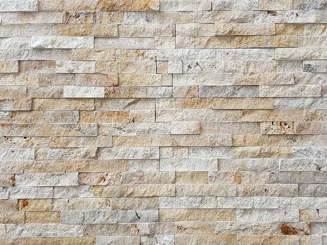 Travertine Wall Cladding : Yellow travertine stone cladding wall panels zp vieka