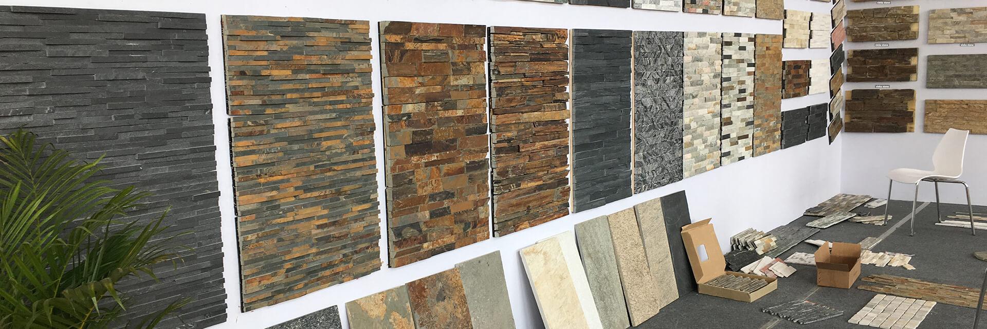 natural stone wall panel cladding -china manufacture vieka stone