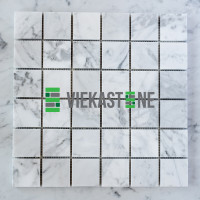 Bianco-Carrara-White-Marble-Tile-Square-48-x-10mm-2x2-polished